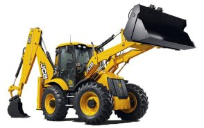 4cx JCB backhoe loader
